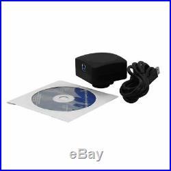 10MP USB3.0 CMOS Color Digital Microscope Camera + Full HD Video 24.5fps Windows
