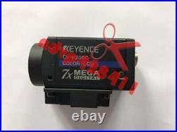 1PCS USED KEYENCE CV-H200C Digital color camera lens