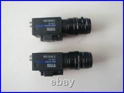 1Pc Keyence CV-H200C High-Speed Digital 2-Million-Pixel Color Camera tm