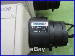 1pcs Used Work JVC TK-C1480BEC Digital Color Video Camera #E-NA GY