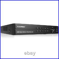 8CH Full 1080P CCTV System Camera Set With 1080P Digital DVR 4PCS HD-AHD Camera