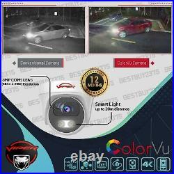 8mp Cctv Security System 8ch 4ch Uhd Colorvu Kit 4k Viper Pro Tvi CVI Ahd Camera
