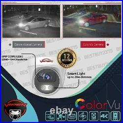 8mp Colorvu Cctv Security System 8ch 4ch Uhd Kit 4k Viper Pro Tvi CVI Ahd Camera