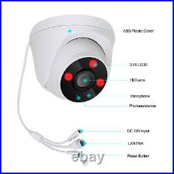 ANRAN Home Security Camera System Wireless Audio 1080P Outdoor CCTV Kit IR WiFi