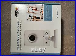 AXIS M1014 Network Camera, 0520-004 Mini Indoor IP Color