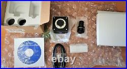 AmScope MU1803 USB3.0 18MP Colour Microscope Digital Camera + Calibrator etc