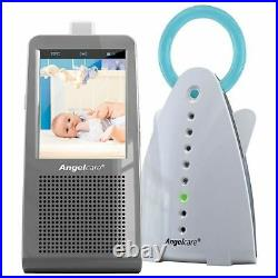 Angelcare AC1120 Digital Video Sound BABY MONITOR Colour Camera DECT Two Way VGC
