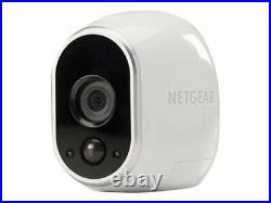 Arlo HD Smart Home Security Cameras Wire-Free Night Vision Indoor/Outdoor