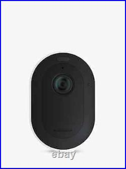 Arlo Pro 3 2k WiFi Security Camera System 2 Cameras White. RRP £477.00