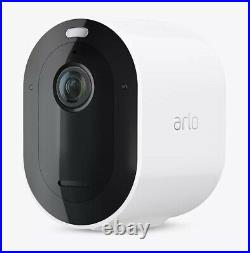 Arlo Pro 3 Smart Security System with Two 2K HDR Cameras White C Grade