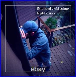 Arlo Ultra Smart Home Security Camera CCTV System Wireless Wi-Fi, Alarm, Night