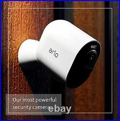 Arlo Ultra Wireless Home Security Camera System CCTV, Wi-Fi, Alarm With Ultrahub