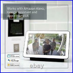 Arlo Ultra (vms5440-100eus) Smart Home Security Cctv Wi-fi White 4 Cam Kit