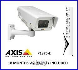 Axis 01533-001 AXIS P1375-E Network Camera 50 Hz -CCTV camera Outdoor IP67