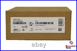Axis P1377 Color Network Surveillance Camera Day/Night P/N 01808-001
