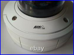 Axis P3367-VE Color Dome IP POE Network Surveillance Security Camera