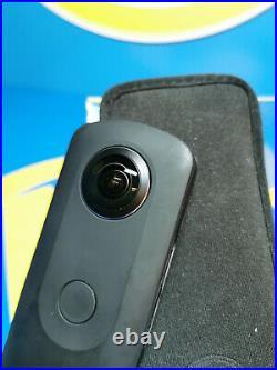 Camera Digital 360º Ricoh Theta S Camera Digital, Colour Negro-Hdmi XS00