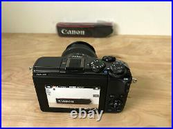Canon EOS M6 DSLR Digital Camera with 15-45mm EF-M Lens Black Colour