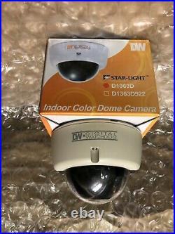DIGITAL WATCHDOG Indoor Color Dome Star-Light D1363D