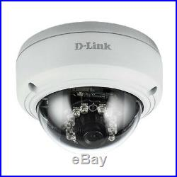 D-Link DCS-4603 Vigilance HD Network Camera Color with 32 ft Night Vision