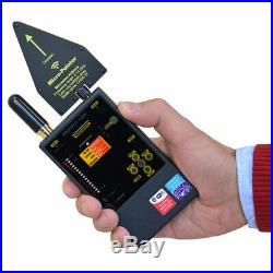 Digital Bug Spy Camera Detector Find Hidden Transmitters