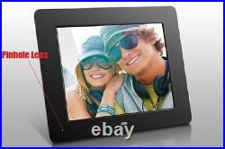 Digital Picture Frame Camera Surveillance Self Recording DVR SD Card