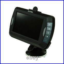 Digital Wireless 12v/24v Colour 4.3 Reversing Camera Kit with Extra Camera