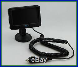 Digital Wireless Hitch Back Up Camera Plug & Play Full Color RVS System
