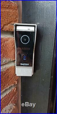 Doorbell Wireless WiFi Smart IP Video Phone Intercom 1200TVL Wired Remote Camera