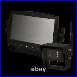 Ecco Ec7008-wk Digital Wireless System 7 Color Wireless / 12 Ir Color Camera