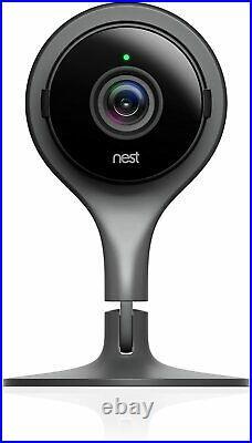 Google Nest Cam Indoor Smart Security Camera