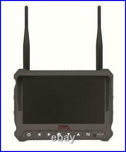 Guardian Cctv26 Digital Wirless Reversing Camera Kit Aid Full Colour Audio Dvr