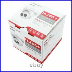 Hikvision 4K Ultra HD DS-2CD2345FWD-I 2.8mm 4MP H. 265+ Network Security Camera