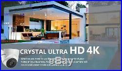 Hikvision Cctv Bundle 4k Ultra Hd 5mp Night Vision Dvr Home Security System Uk
