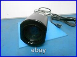 Hitachi KP-D581U Ccd Color Digital Security Camera with Rainbow G10X16MEA 1 Lens