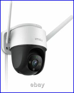 IMOU Wi-Fi Outdoor PTZ Camera 2 Way Audio Full Color Night Vision with Floodlight