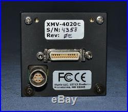 Illunis xmv 4020c 4.0 Megapixel High Res Color Digital CCD Camera +Frame Grabber