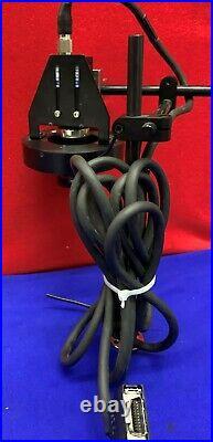 Keyence CV-H500C Color 5 Mega Digital Camera with stand and light