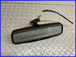 Kia Sorento AUTO DIM Rear View Mirror with Backup Camera LCD Screen OEM