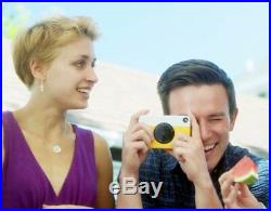 Kodak PRINTOMATIC Digital Instant Print Camera (Blue), Full Color Prints
