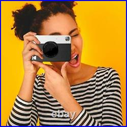 Kodak Printomatic Digital Instant Print Camera Full Color Prints On ZINK 2 x 3