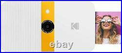 Kodak Smile Instant Print Digital Camera Wireless iPhone digital Gift Bundle NEW