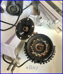 LJD Security True Day & Night High Resolution Digital Colour CCTV Cameras X6