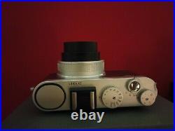 Leica X2 Digital Camera Leather Snake Color Design model, Pls read