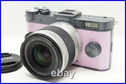 MINT PENTAX Q-S1 12.4MP Digital Camera Custom Color Body with 15-15mm #210813n