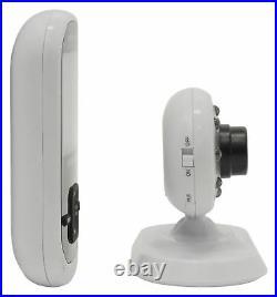 Motorola MBP26 Digital LCD COLOUR Video Sound BABY MONITOR CCTV Camera DECT VGC