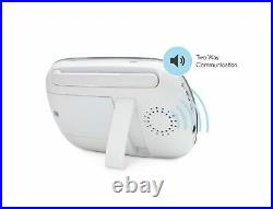 Motorola MBP36S Remote Wireless Video Baby Monitor with 3.5-Inch Color LCD Sc