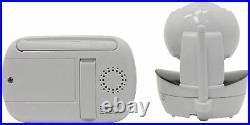 Motorola MBP41 Digital VIDEO & SOUND Baby Monitor 2.8 Inch COLOUR LCD Screen VGC