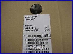 NEW Lot of (3) Samsung SDC-5340BCN Digital Color CCTV Security Cameras Kit