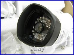 NEW Lot of (4) Samsung SDC-5340BCN Digital Color CCTV Security Cameras Kit